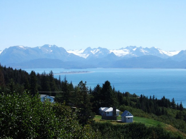 Homer, Alaska| ©Rbrough/Flickr