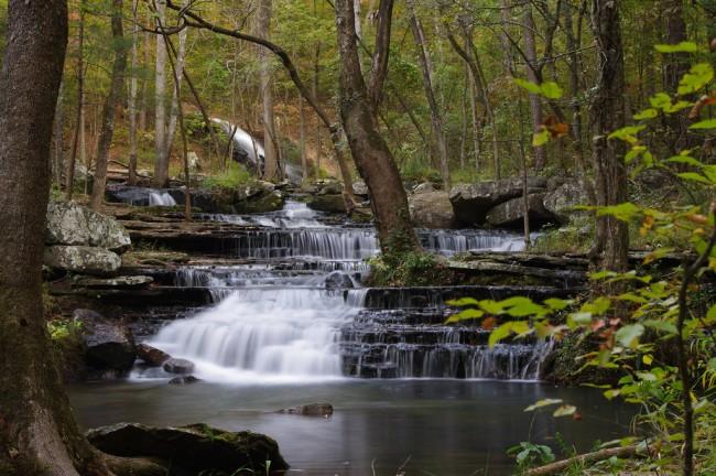 Collins Creek near Heber Springs, AR | © eglavin/Flickr