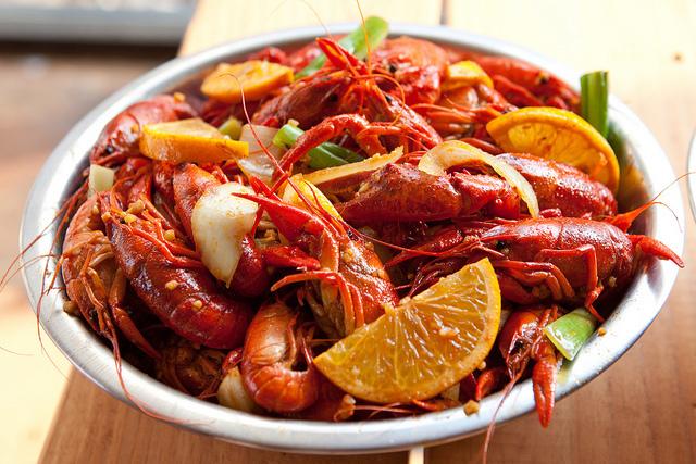 Fried prawns   © van nguyen/Flickr