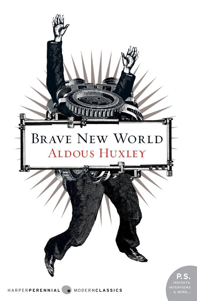 a topic of human sexuality in aldous huxleys brave new world Brave new world is a dystopian novel by english author aldous huxleypublished in 1932, it propounds that economic chaos and unemployment will cause a radical reaction in the form of an.