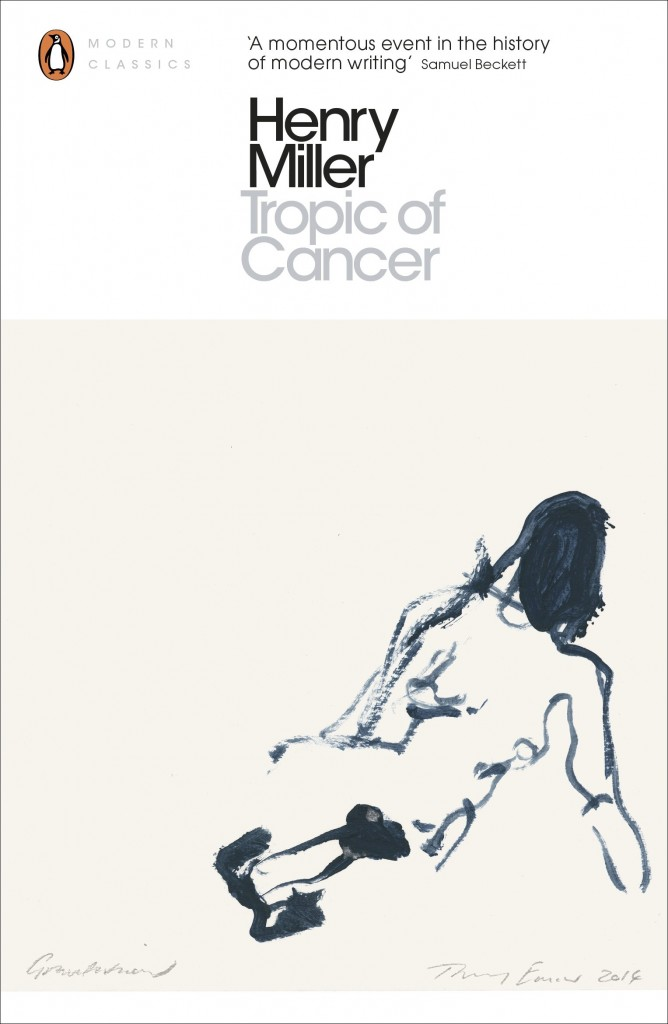 Henry Miller: 'Tropic of Cancer' | Image Courtesy of Penguin Modern Classics