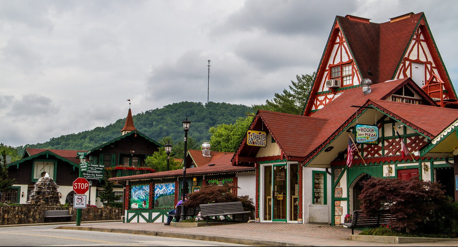 Map Of Georgia Mountain Cities.The 10 Most Beautiful Towns In Georgia