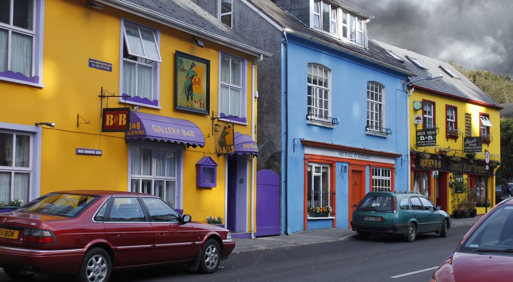Kinsale, Ireland © psyberartist/Flickr