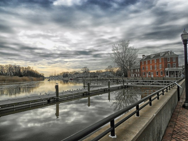 Delaware City  © Pixabay