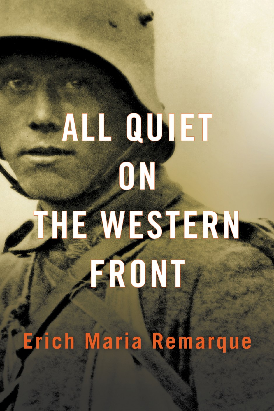symbolism in the novel all quiet on the western front by erich maria remarque