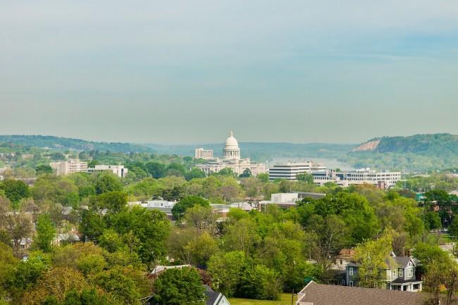 Little Rock, Arkansas/ ©Pixabay