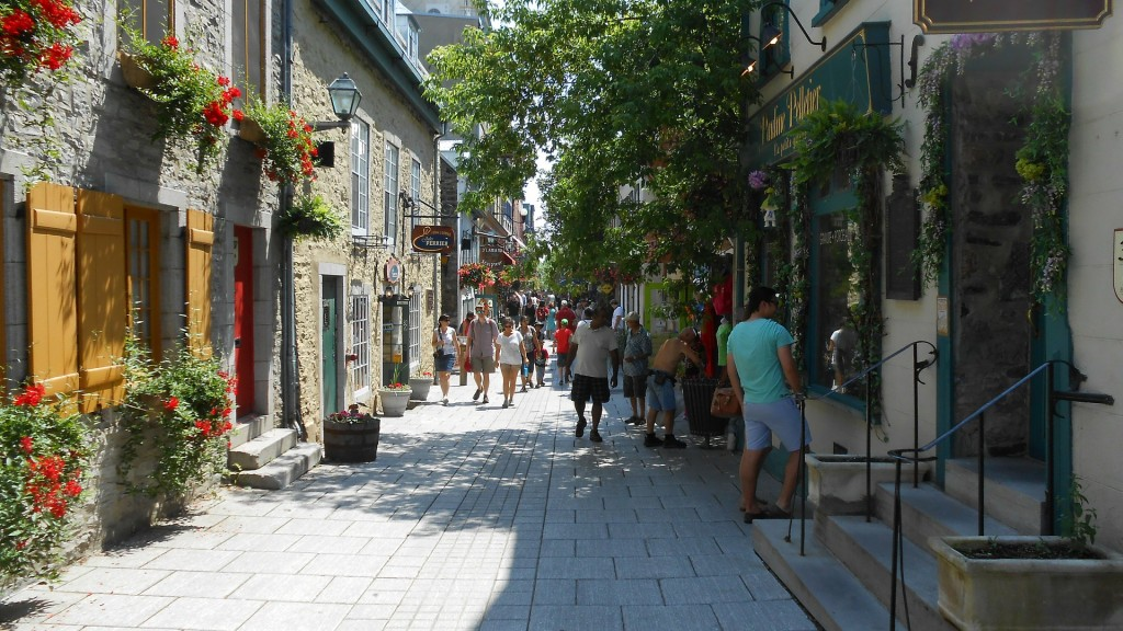 Quebec City, Quebec © NC