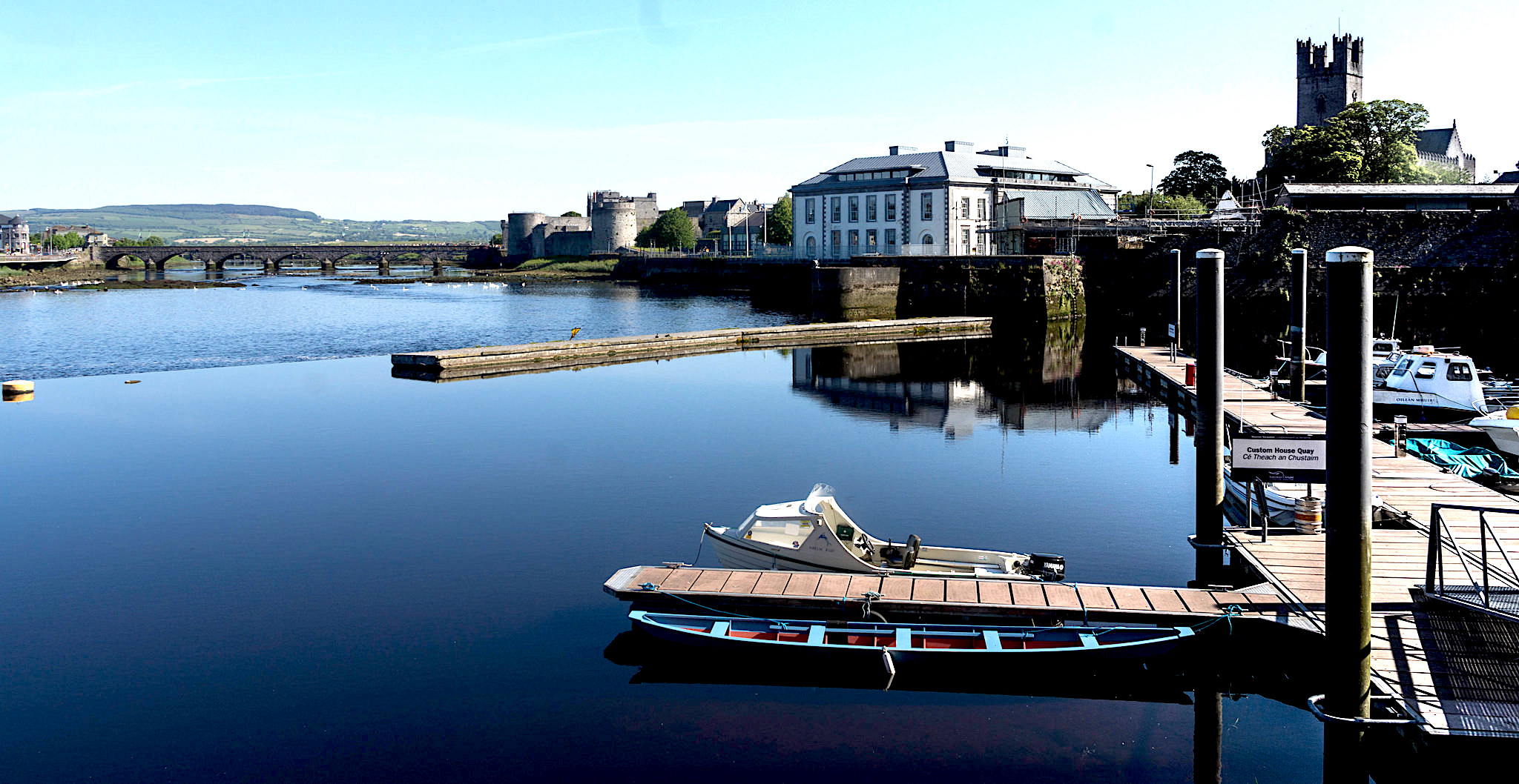 10 best places to visit on the River Shannon - Cruise Shannon