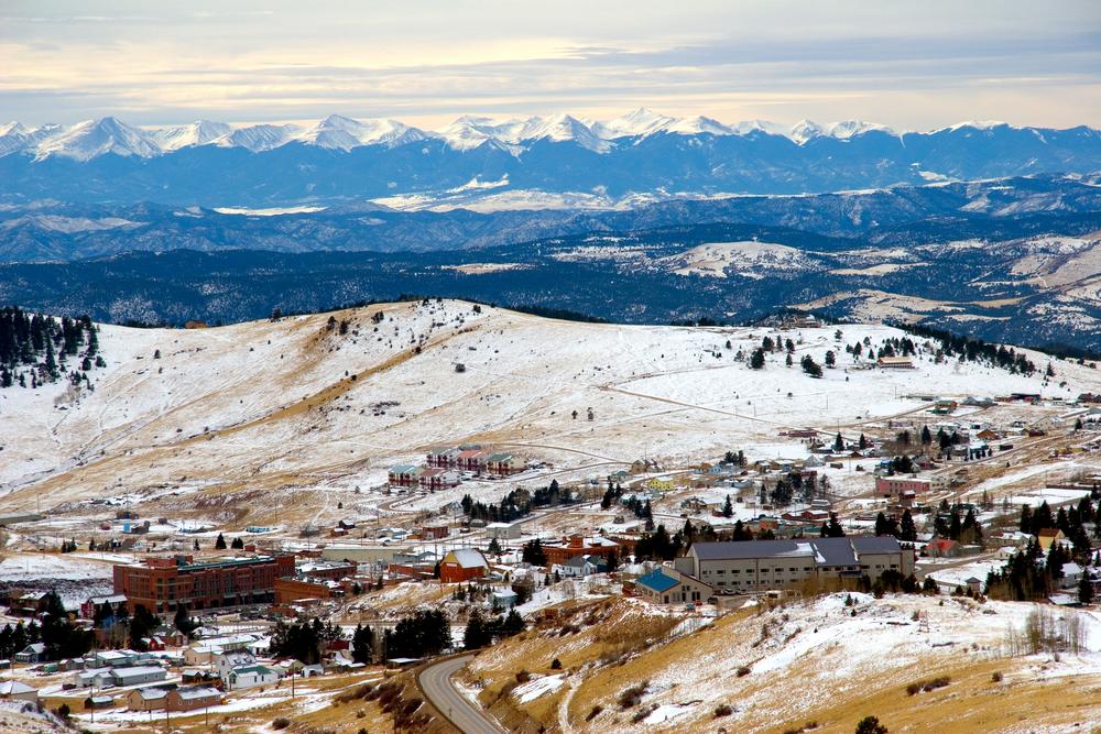 Cripple Creek, Colorado ©Erik Patton / Shutterstock