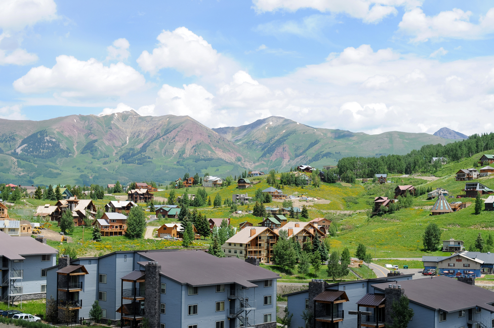 The 10 most beautiful towns in colorado usa Best villages in america