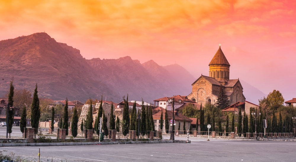 The 10 Most Beautiful Georgian Towns