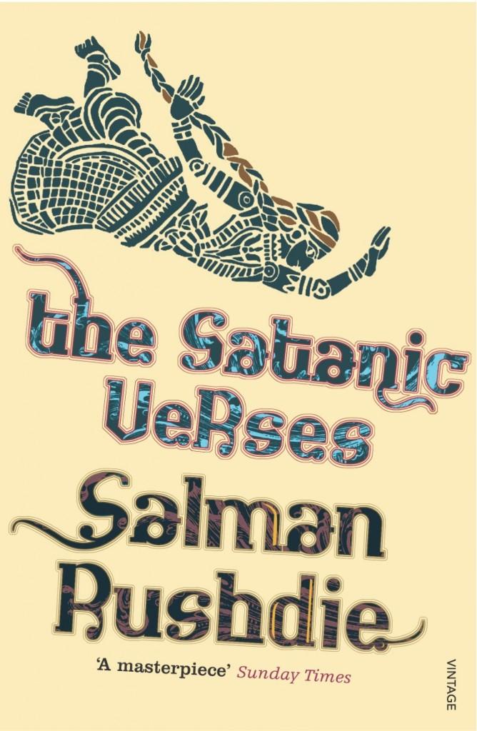 Salman Rushdie: 'The Satanic Verses' | Image Courtesy of Vintage Classics