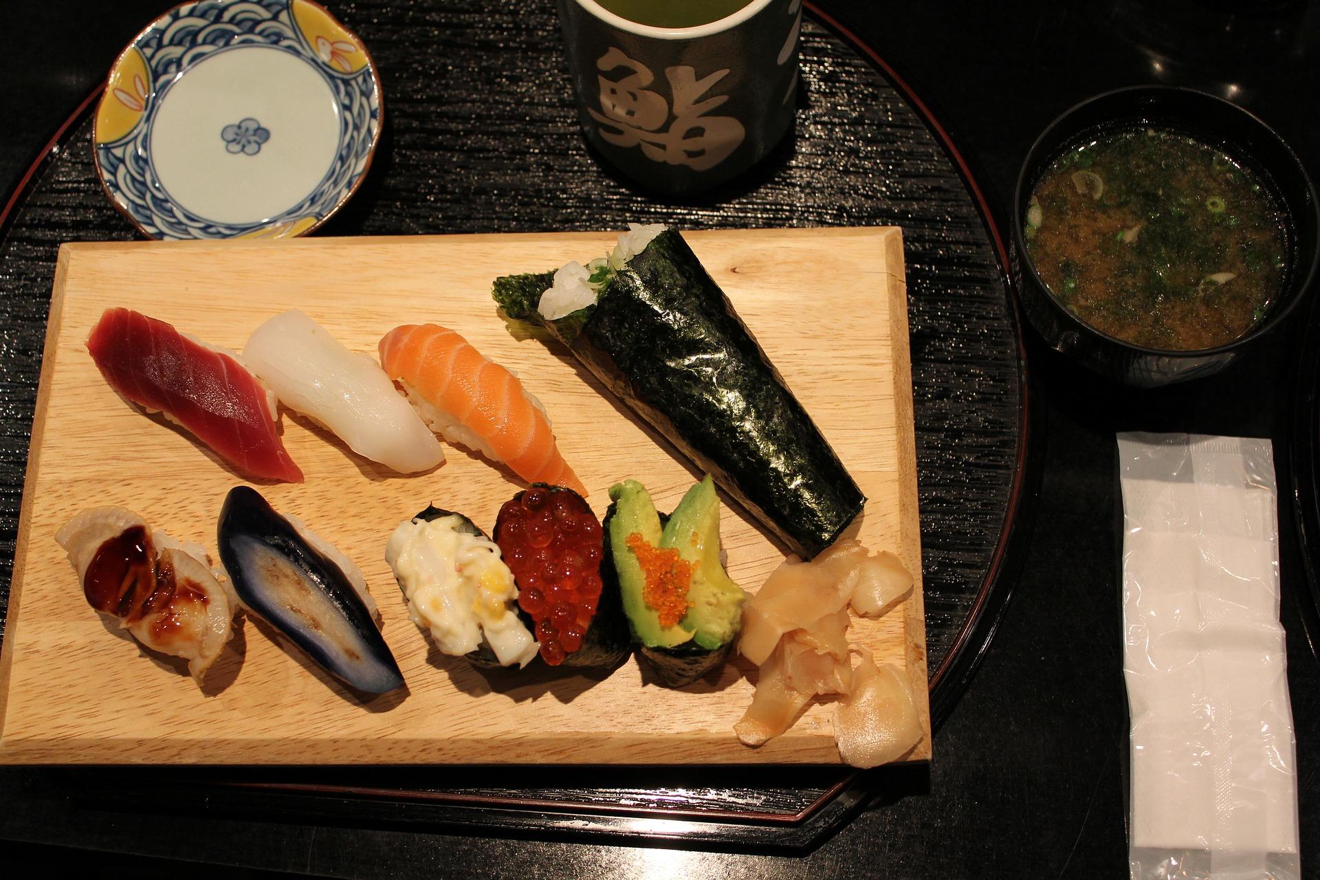 Sushi | © Songshu888 / flickr
