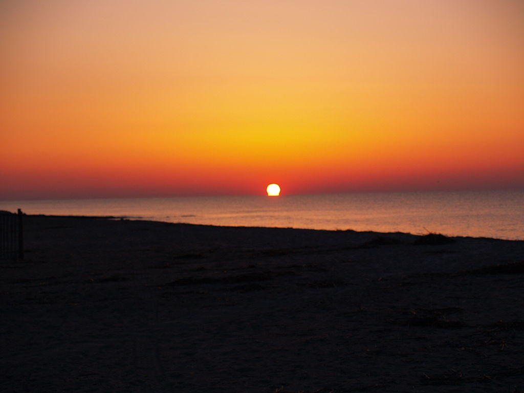 Sunset on Edisto Island | © Rbwsc/WikimediaCommons