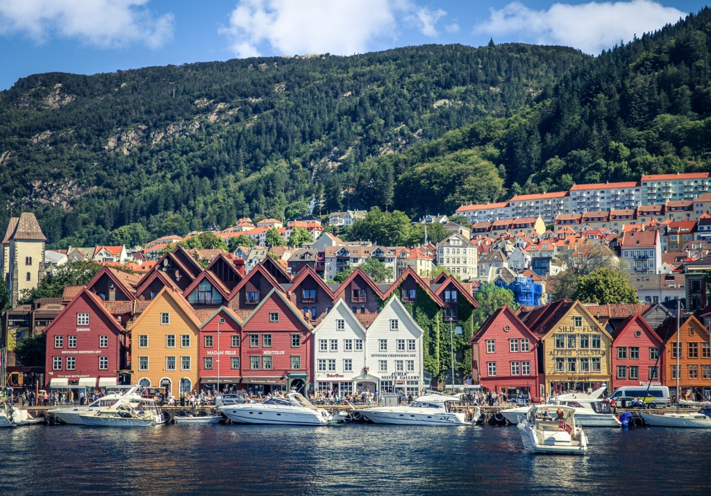 The 10 Most Beautiful Towns In Norway
