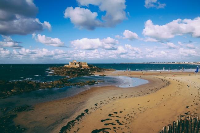 Saint Malo, Brittany |© Cristian Bortes/Flickr