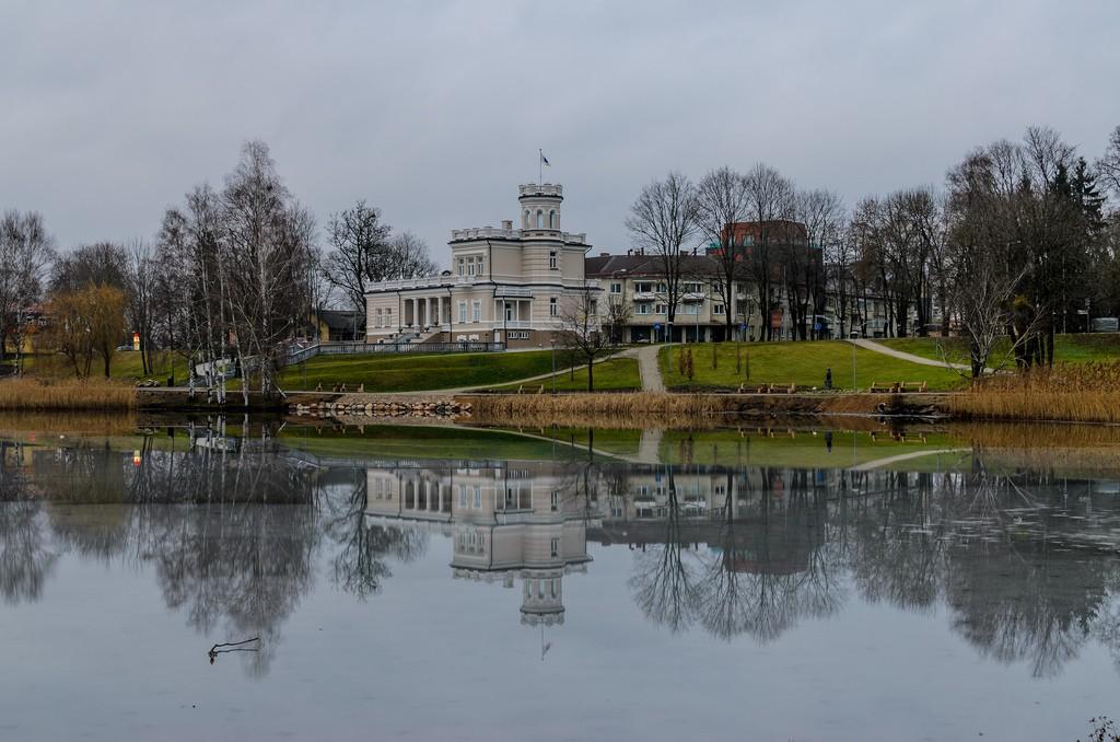 Winter in Druskininkai|©Mantas Volungevicius/Flickr