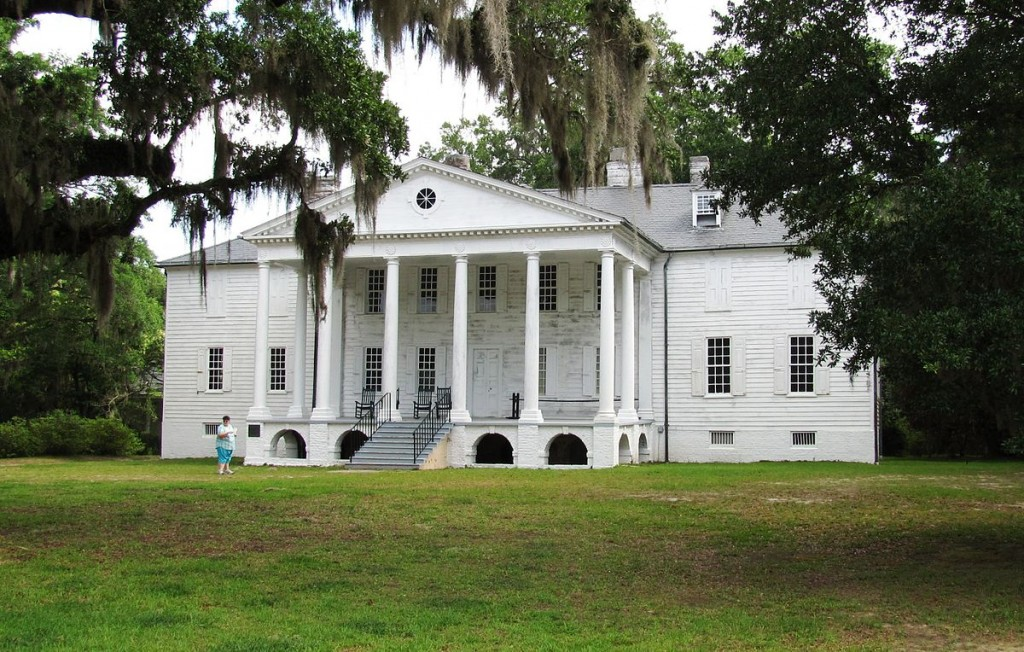 Hampton Plantation near McClellanville | © Brian Stansberry/WikimediaCommons