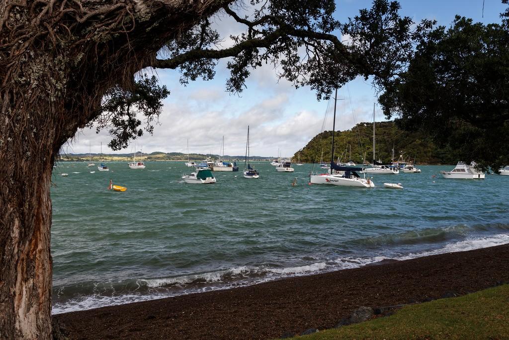 Russel, New Zealand © Florian Bugiel/Flickr