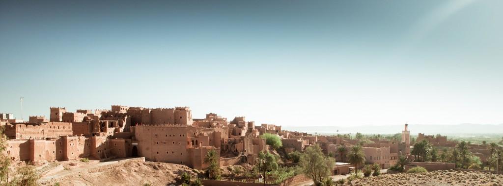 Ouarzazate, Morocco | ©Alexander Cahlenstein/Flickr
