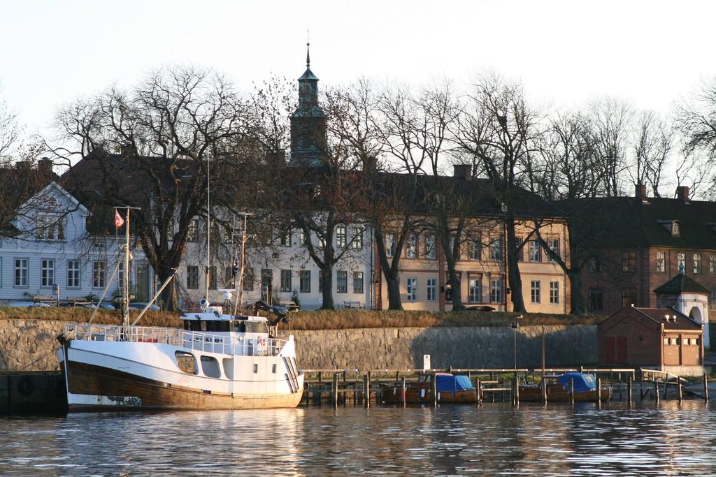 Fredrikstad, Norway | ©Mathias Klang/Flickr