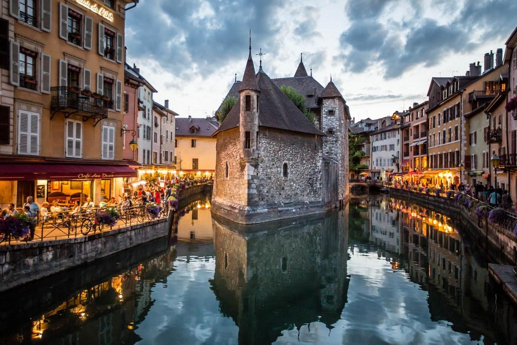 Annecy | © N i c o l a/Flickr