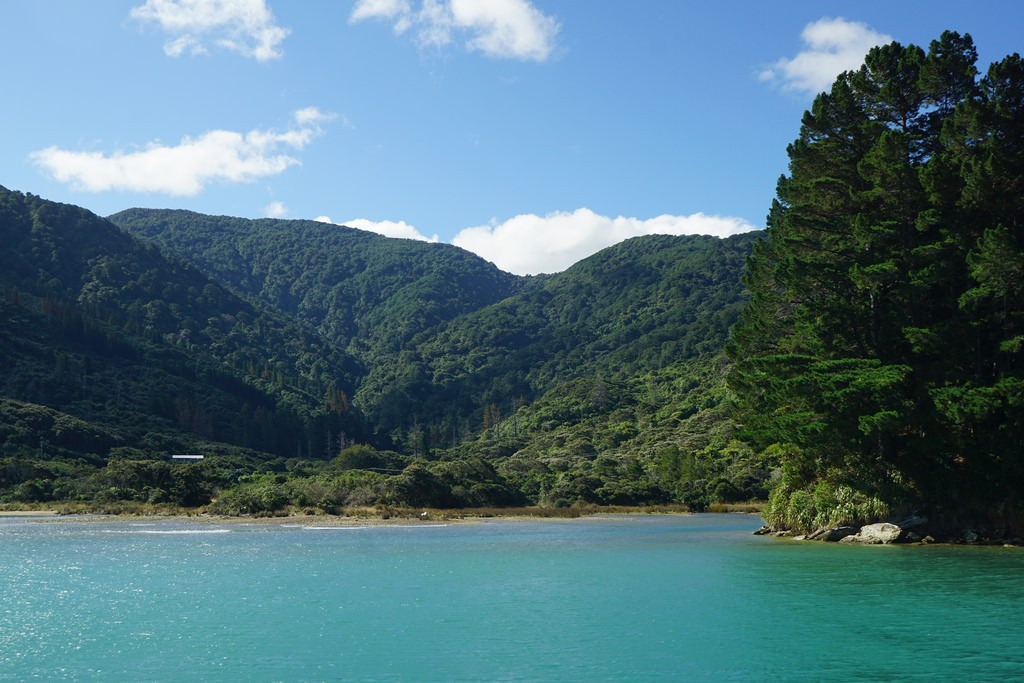 Picton, New Zealand © thinkrorbot/Flickr
