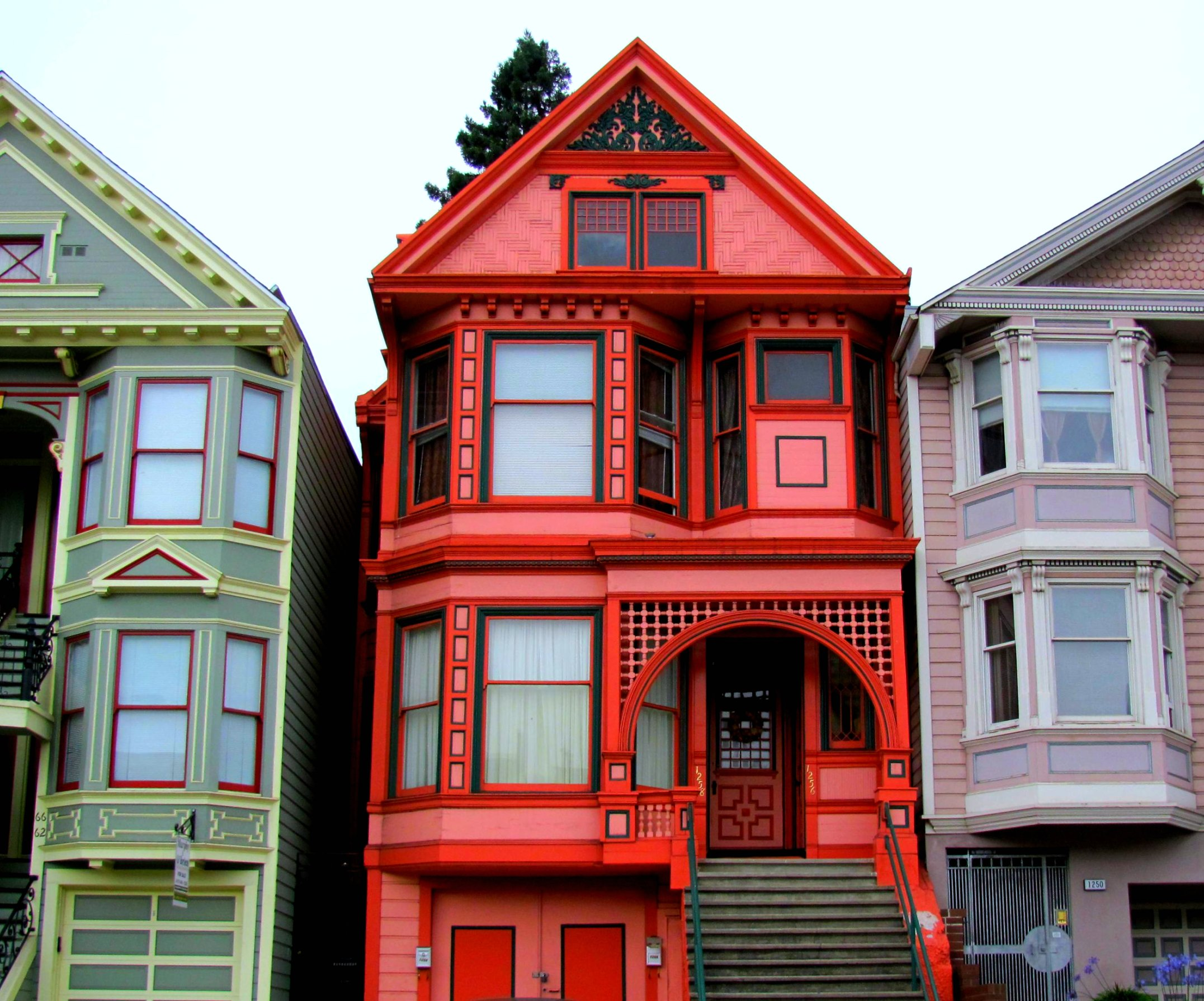 Top 10 things to do in the mission district san francisco for Best homes in san francisco