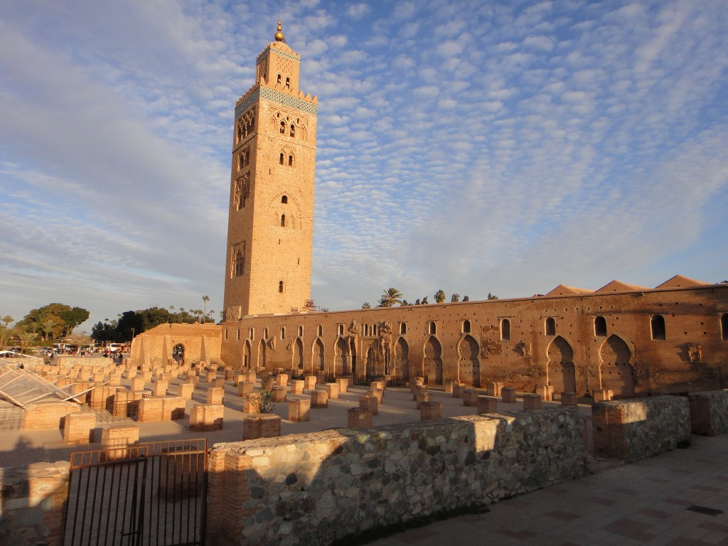 Koutoubia Mosque, Marrakech | ©Matt Kieffer/Flickr