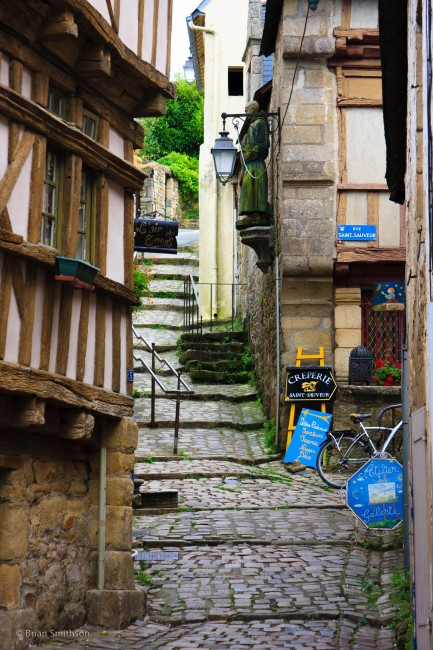 Port De St Goustan, Auray |© Brian Smithson/Flickr