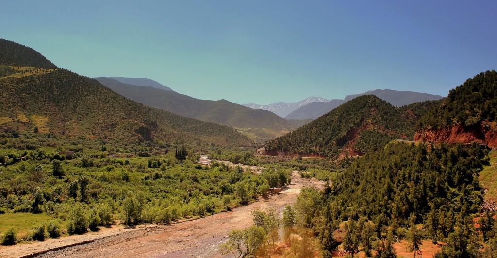 Atlas Mountains, Morocco | ©calflier001/Flickr