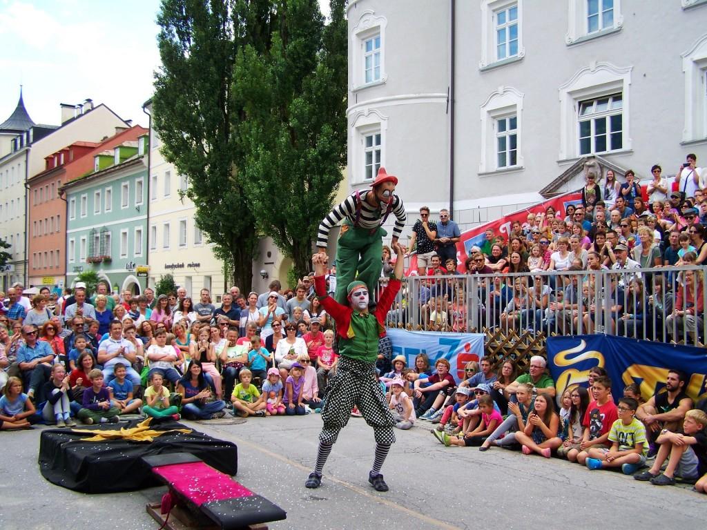 Performance Lienz Austria