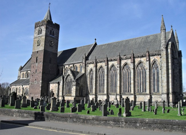 Dunblane Cathedral | © Robert Cutts/Flickr