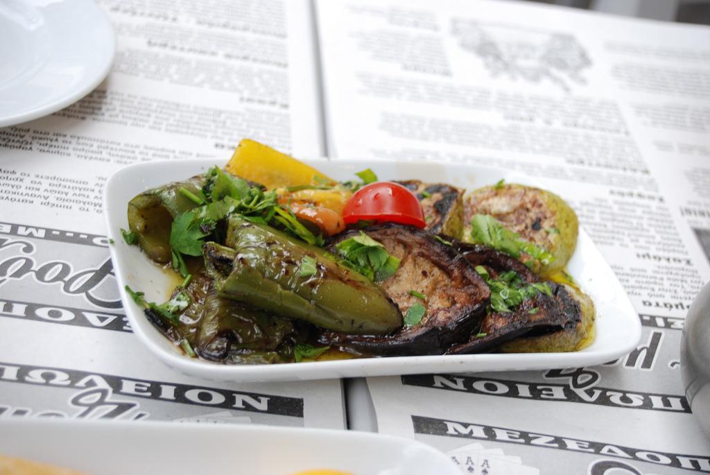 Kitchen Bar Thessaloniki Menu