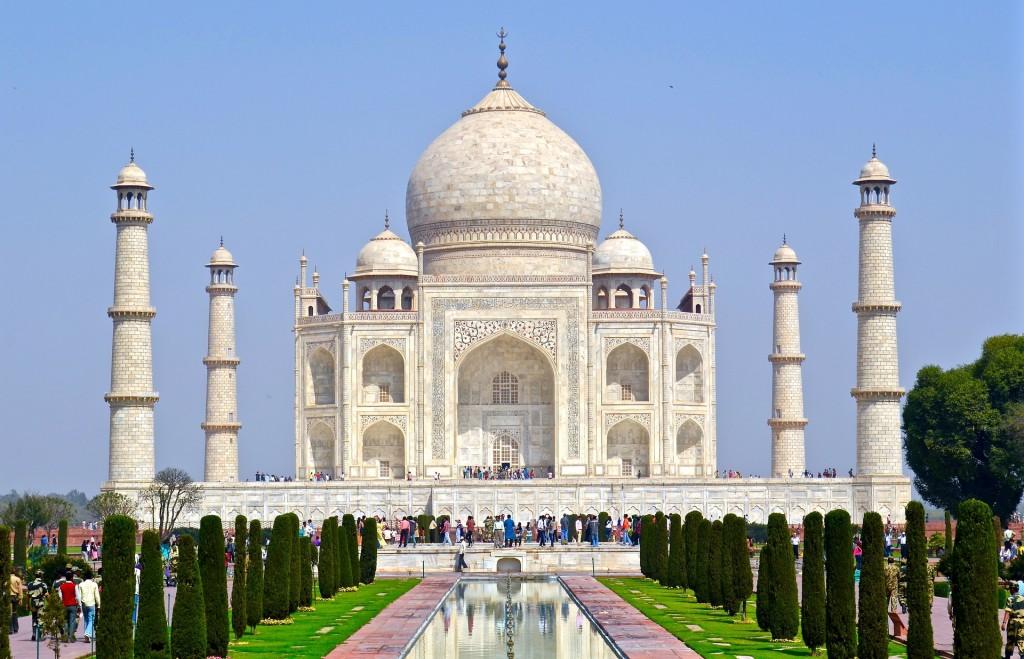 Taj Mahal Agra India © NC