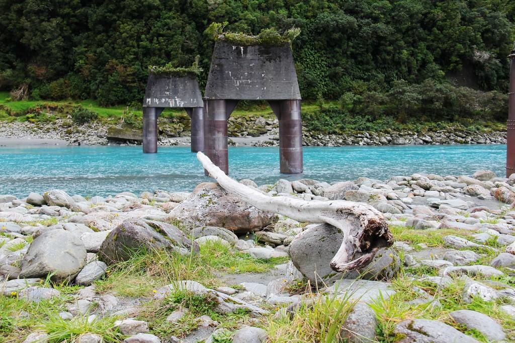 Hokitika, New Zealand © Pixabay