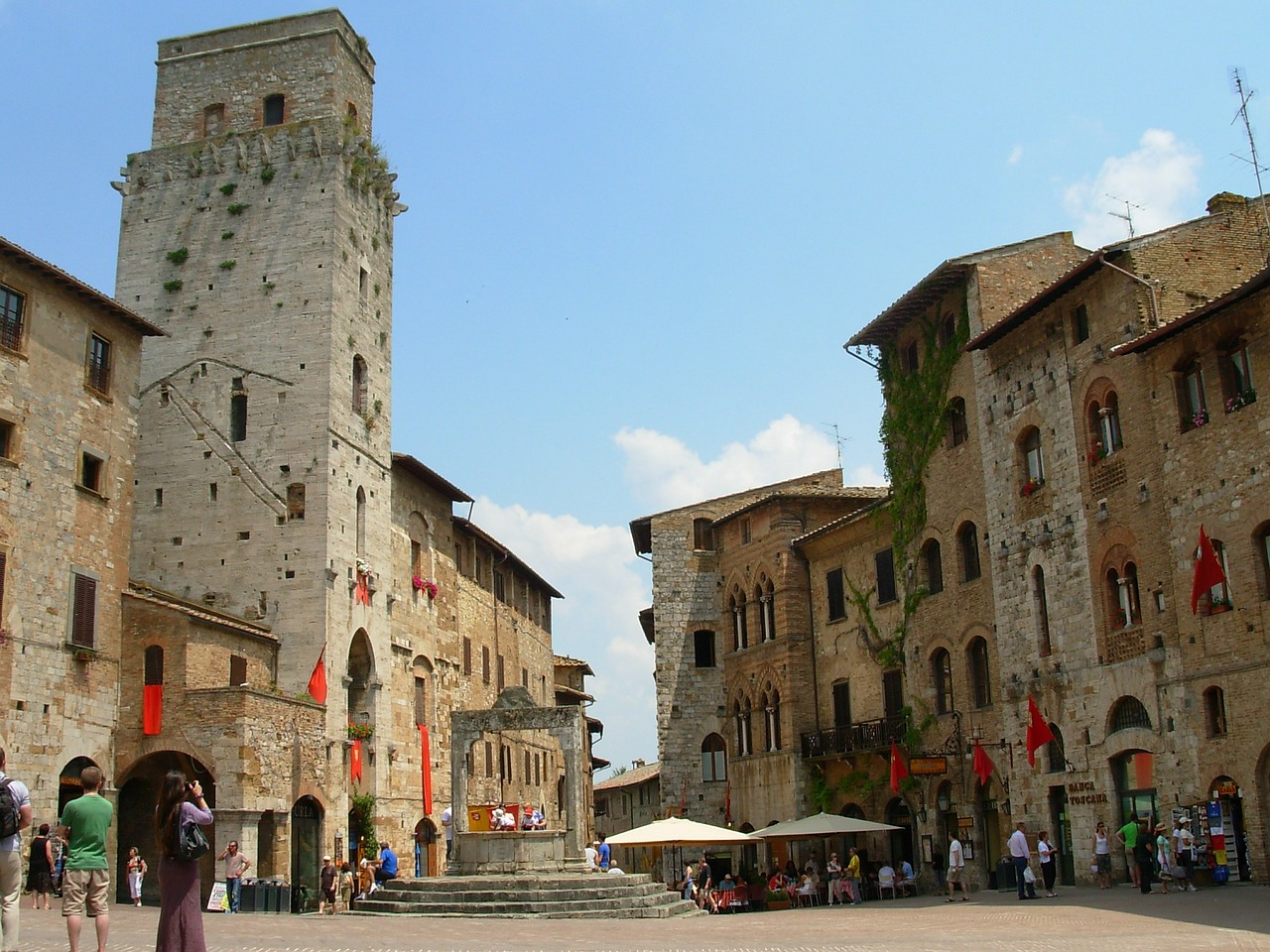 the 10 most beautiful towns in tuscany. Black Bedroom Furniture Sets. Home Design Ideas