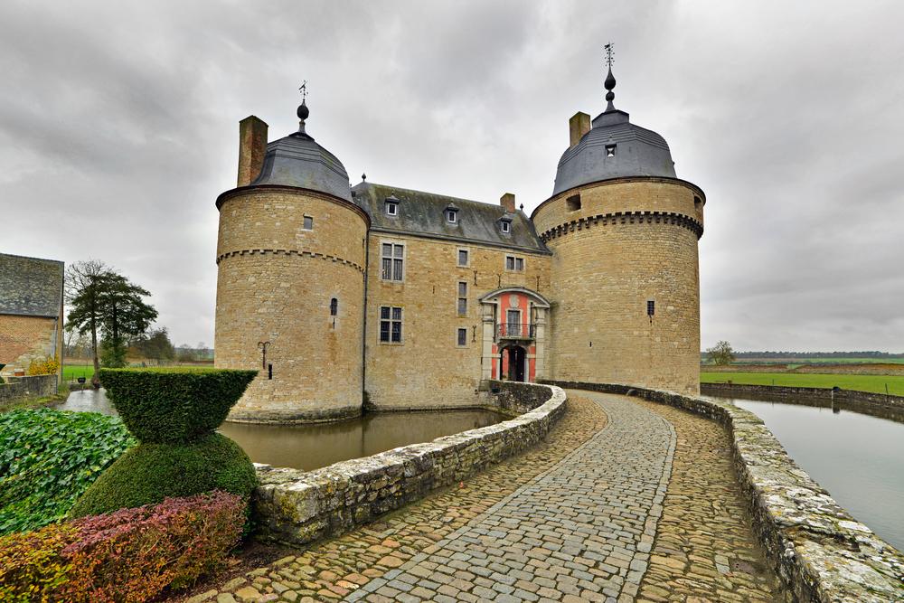 Lavaux-Sainte-Anne. Rochefort. Ardennes. Belgium ©Ysbrand Cosijn / Shutterstock