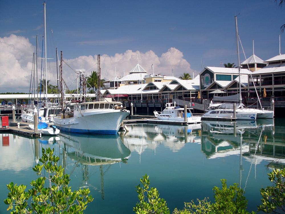 Port Douglas - Gate to Great Barrier Reef | ©dan1982/Shutterstock