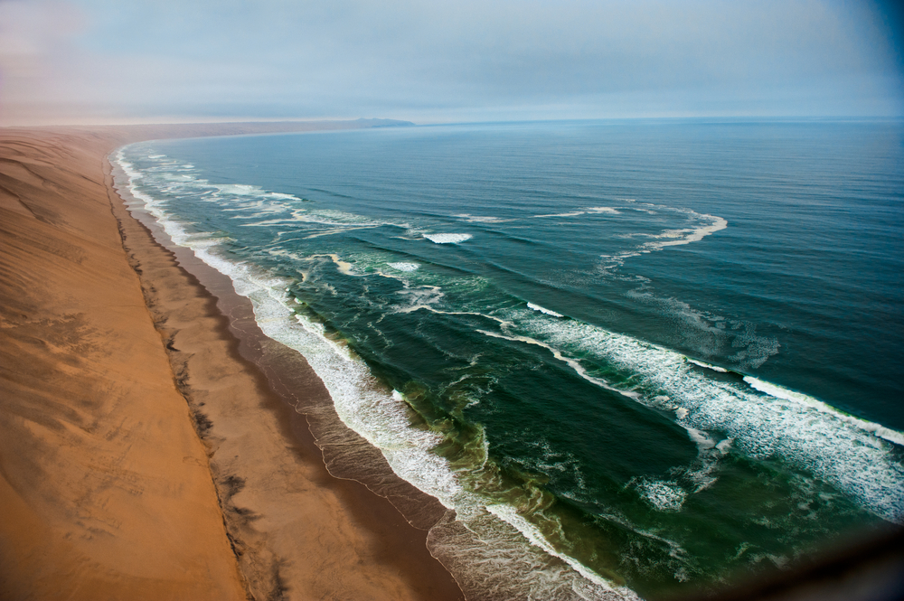 Skeleton Coast National Park, Namibia © Marzia franceschini / Shutterstock