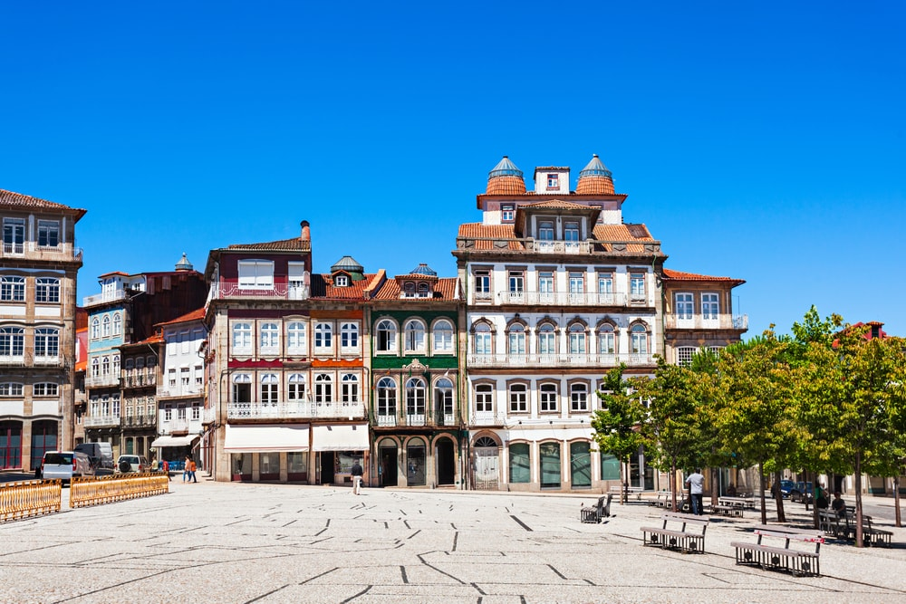 Toural Square in the center of Guimaraes | © Saiko3p/Shutterstock