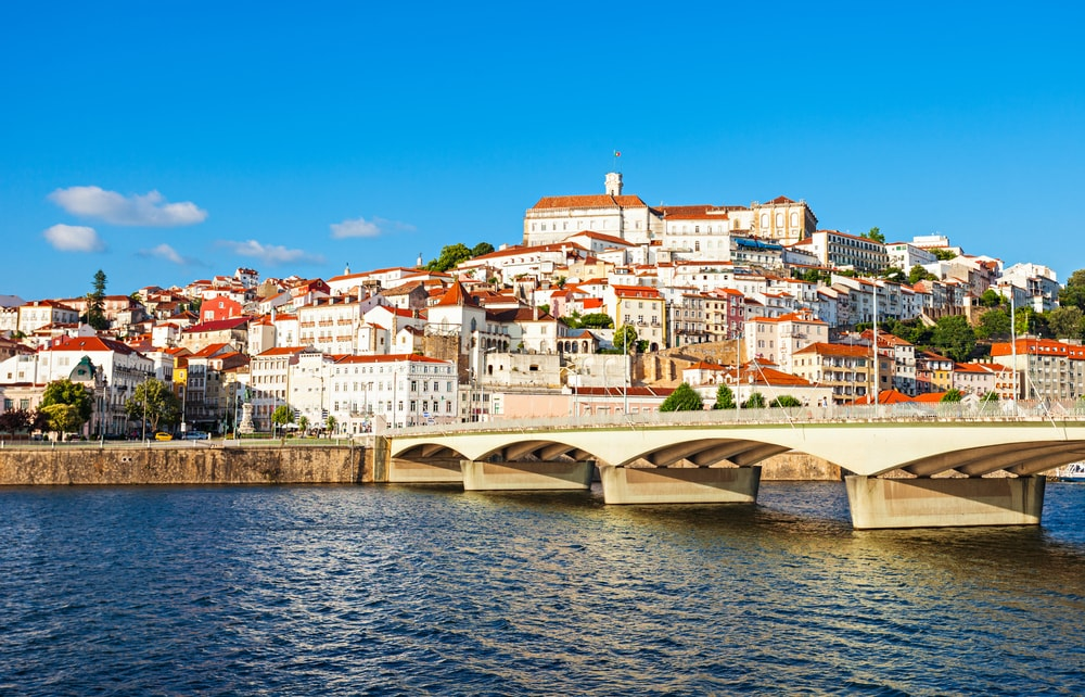 View of Coimbra from the water | © Saiko3p/Shutterstock