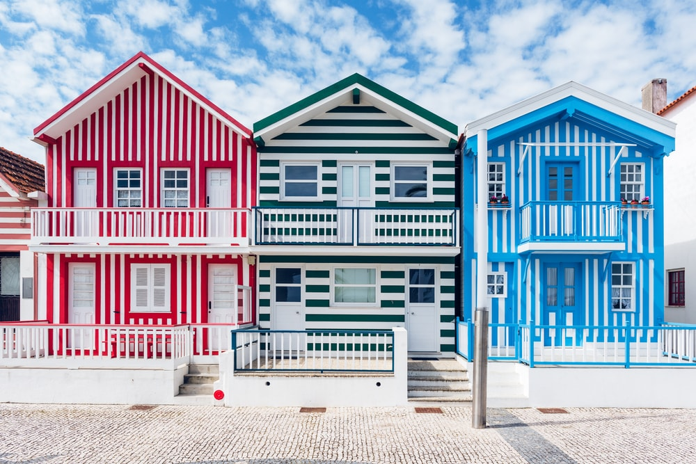Fisherman's village in Aveiro | © Alexilena/Shutterstock