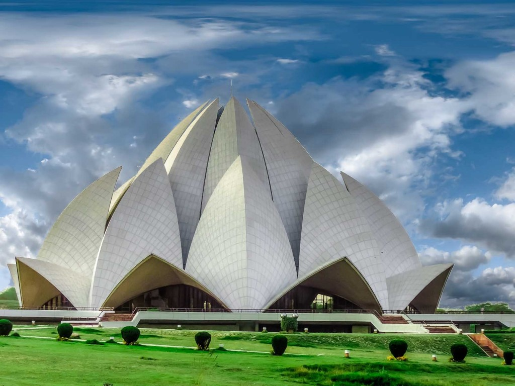 Lotus Temple Delhi © NC