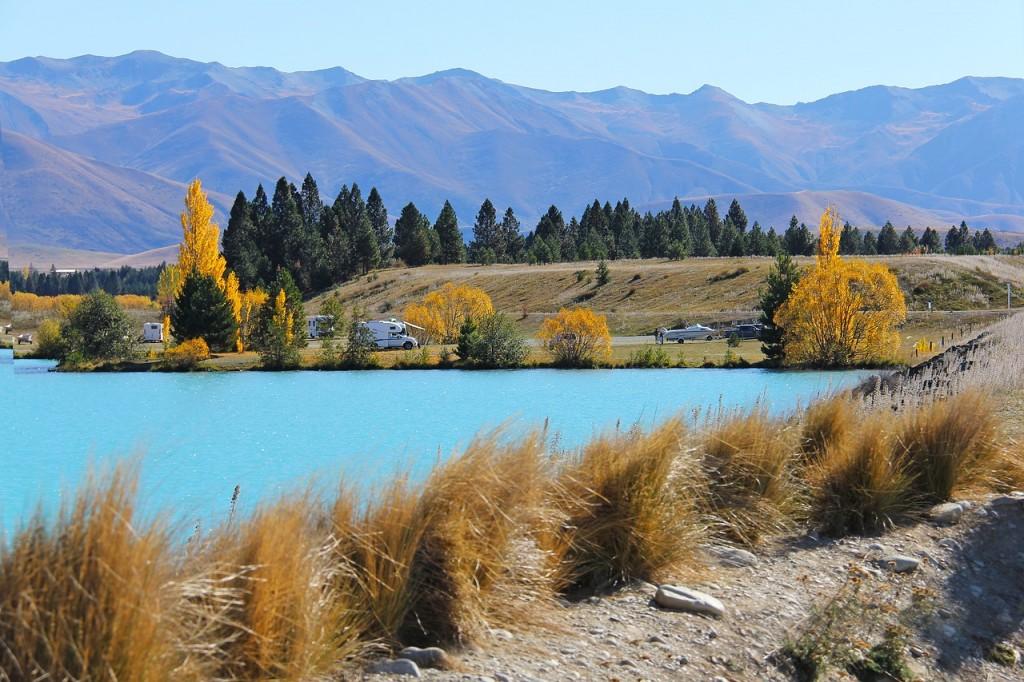 Queenstown, New Zealand © Pixabay