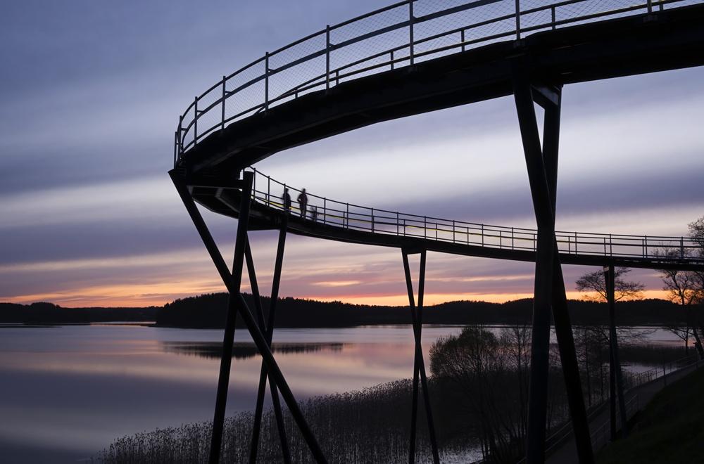 Zarasai Bridge | © YuliaKotina/Shutterstock