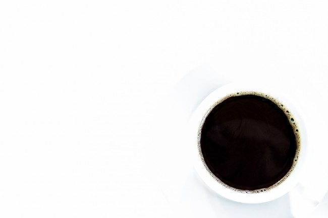 Minimalist Coffee © Dennis Skley