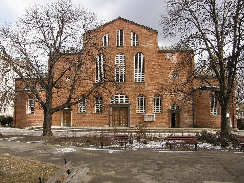 Saint Sophia church | © Klearchos Kapoutsis/WikiCommons