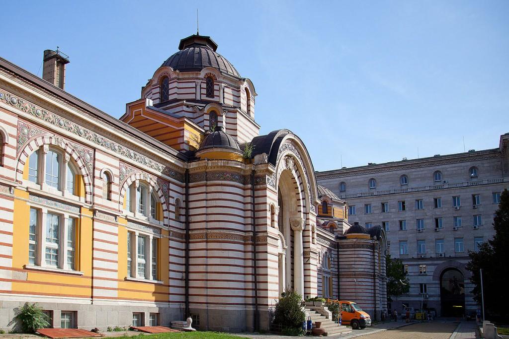 Sofia History Museum | © Bim in garten/WikiCommons