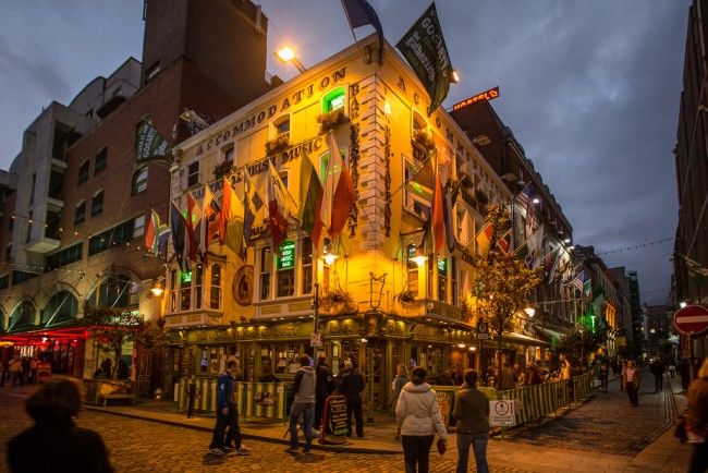 The 10 Best Bars And Pubs In Dublin